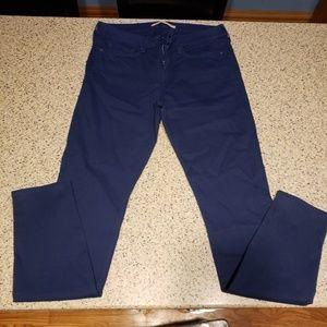 Vince SZ 30 blue skinny Jeggings